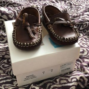 Infant loafers